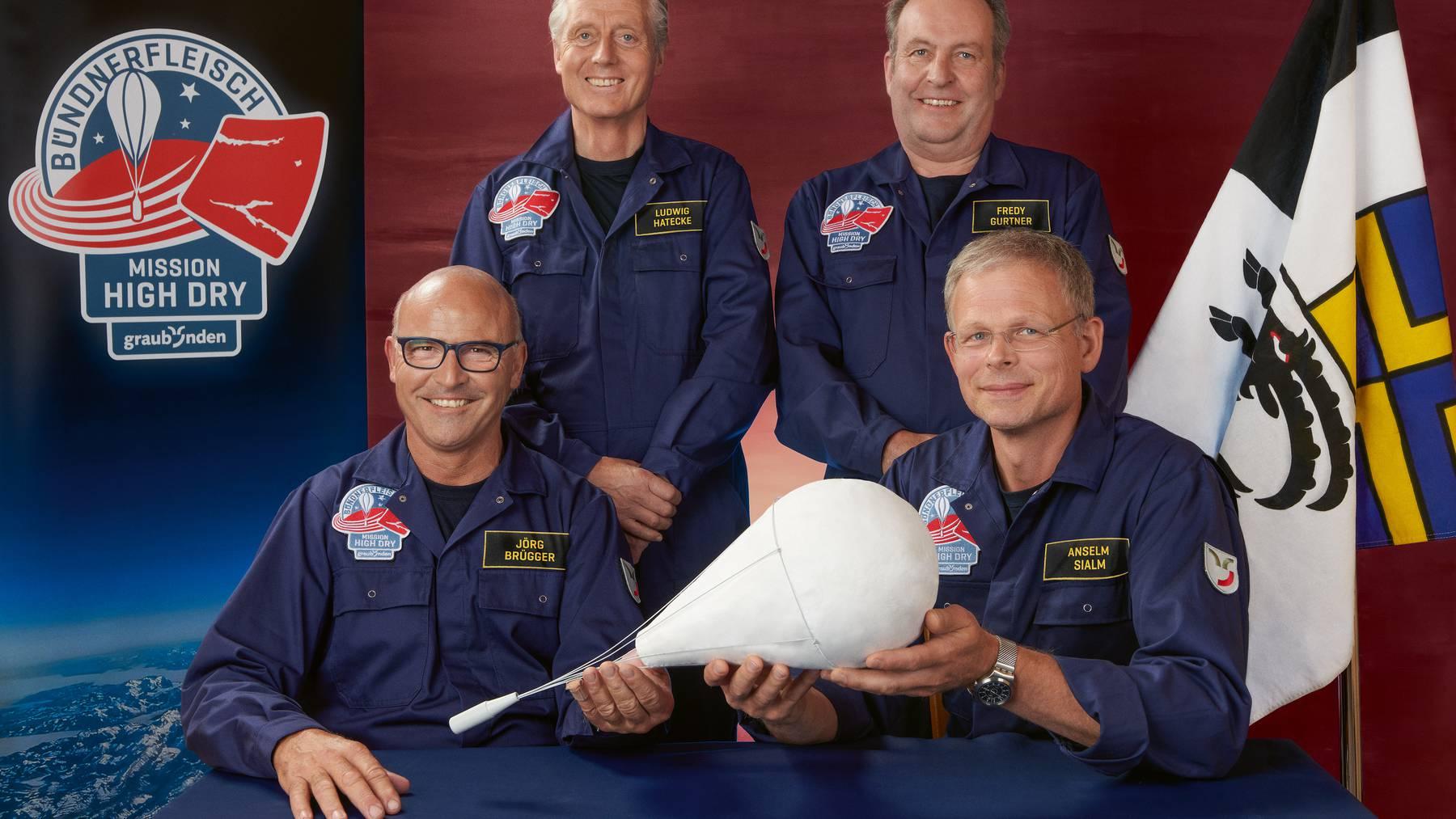 Mission High Dry Crew Portrait