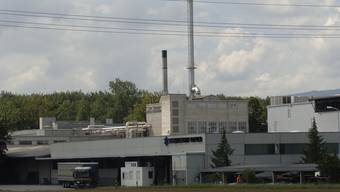 Das Areal der ehemaligen Papierfabrik Utzenstorf.