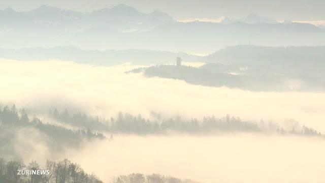 Wo ist der Nebel hin?