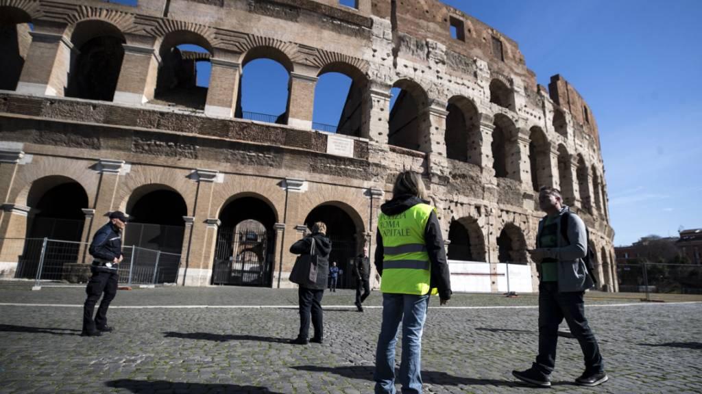 Italiens Wirtschaft schrumpft stärker als vorhergesagt
