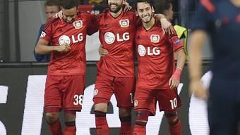 Mehmedis Tor und Champions-League-Premiere