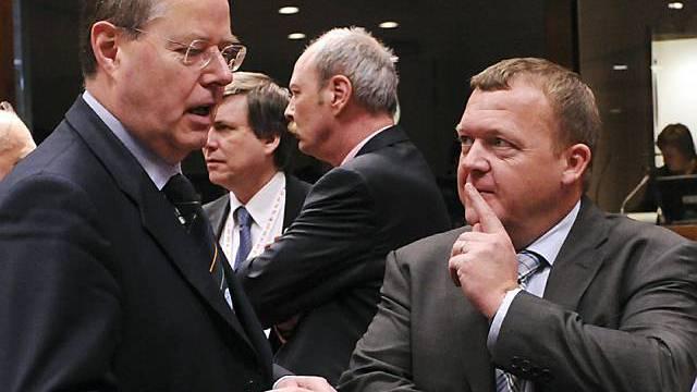 EU-Finanzminister in Brüssel (Archiv)