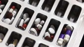 Der Bundesrat schlägt vor, bei der Abgeltung rezeptpflichtiger Arzneimittel den Vertriebsanteil neu zu regeln. (Symbolbild)