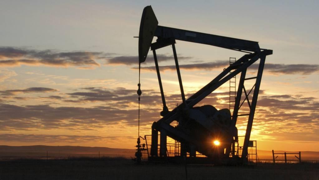 Die Ölnachfrage sinkt in der Coronakrise. (Archivbild)