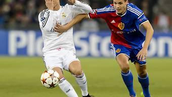 Basel hatte mit Ronaldo und Real alle Hände voll zu tun