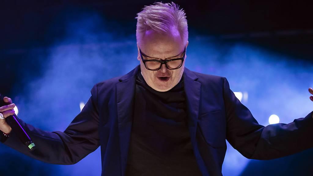 Herbert Grönemeyers Auftritt als Gastdirigent in Luzern auf 2021 verschoben
