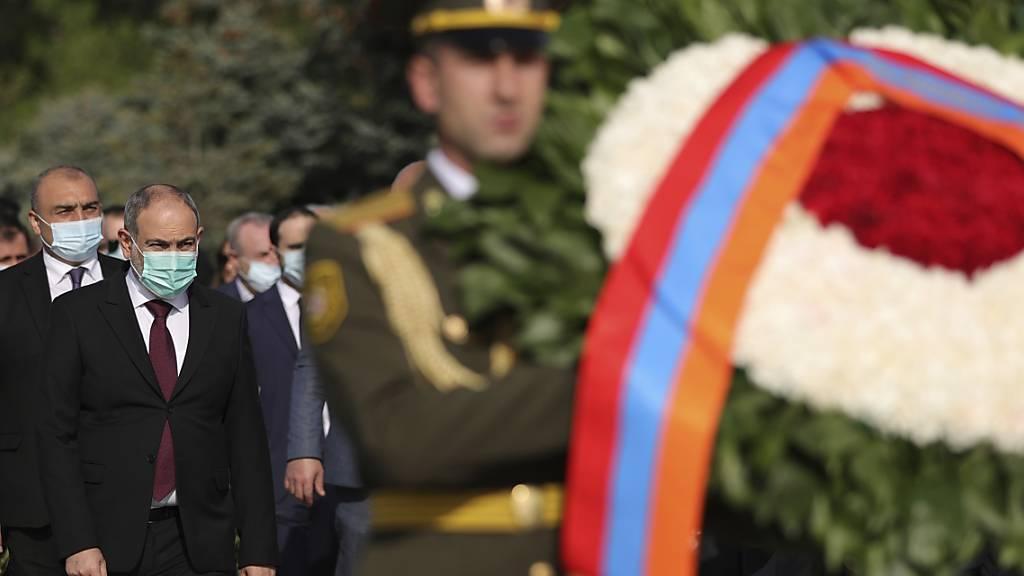 Armenier erinnern an Völkermord im Ersten Weltkrieg