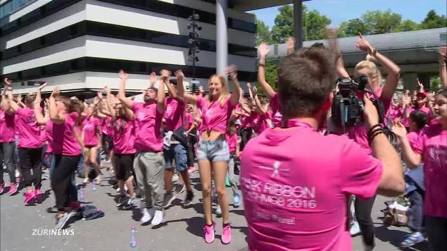 Flashmob für den guten Zweck