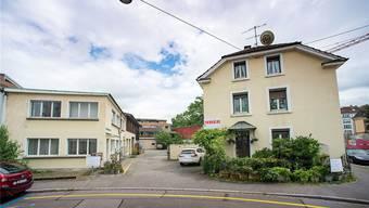 Sechs Jahre nach dem Verschwinden der Firma Eberhard und Bösch soll auch ihr ehemaliger Werkhof an der Türkheimerstrasse weg.