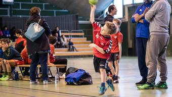 Minihandball-Turnier Solothurn
