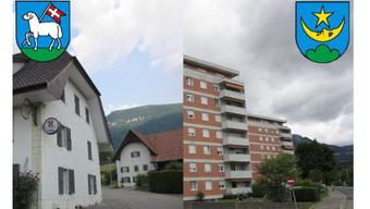 Der Vergleich von Lommiswil und Zuchwil.