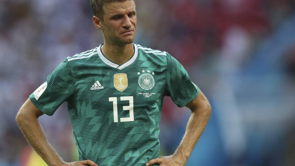 Lang erwartete Rückkehr: Thomas Müller nimmt mit der deutschen Nationalmannschaft an der EM teil
