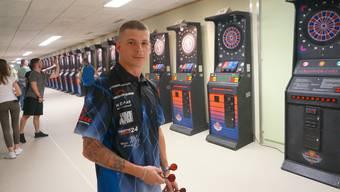 Schweizermeisterschaft Electronic Darts