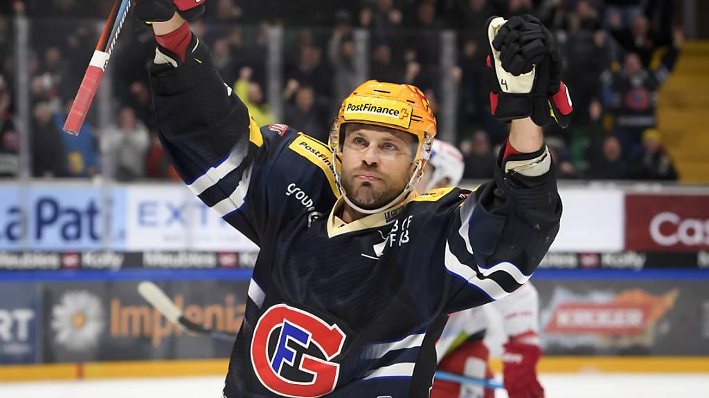 Fribourg dank Viktor Stalberg