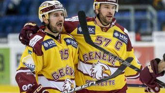 Goran Bezina (rechts) setzt seine Karriere in Kroatien fort