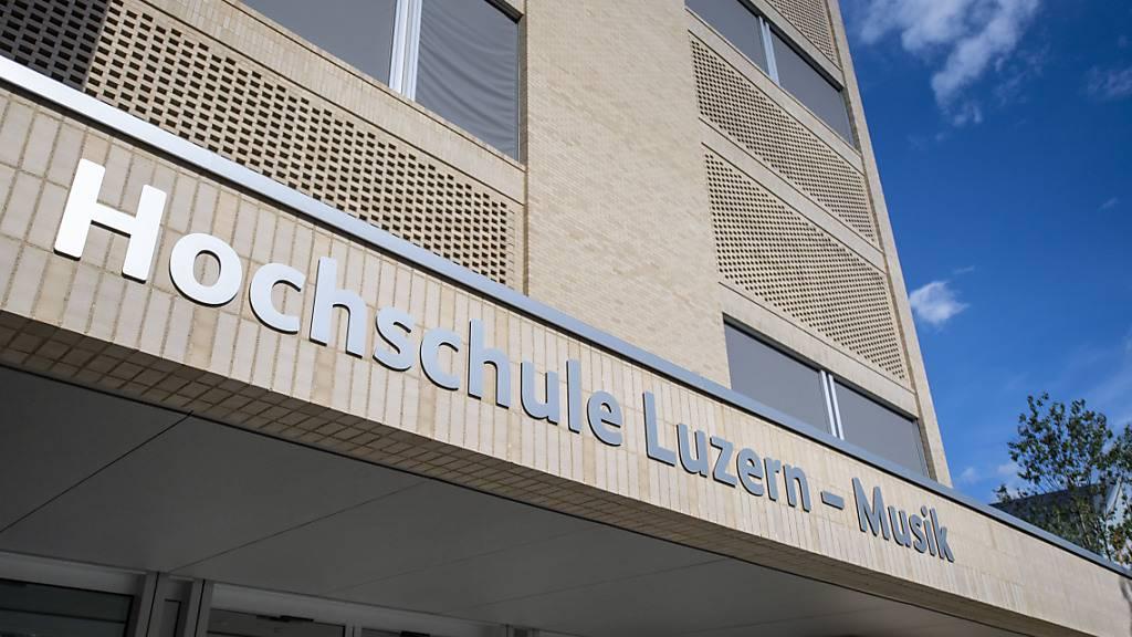 Die Hochschule Luzern beginnt das Herbstsemester mit einer Zertifikatspflicht. (Archivbild)