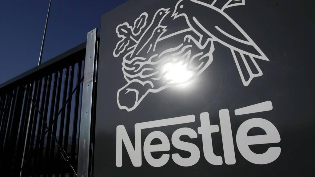Nestlé steht nach dem ersten Halbjahr gut da