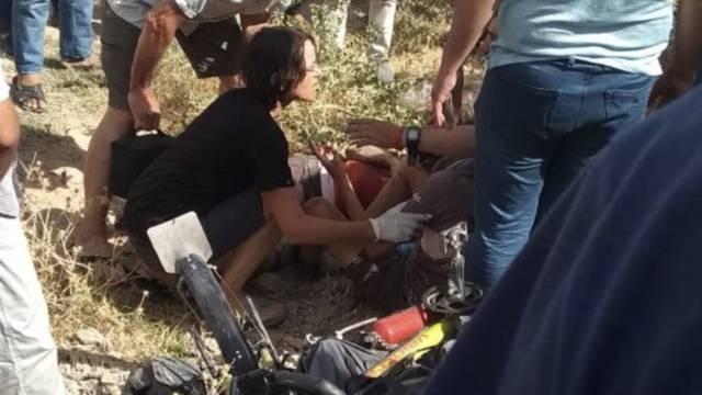 IS reklamiert Attentat auf Velo-Touristen für sich