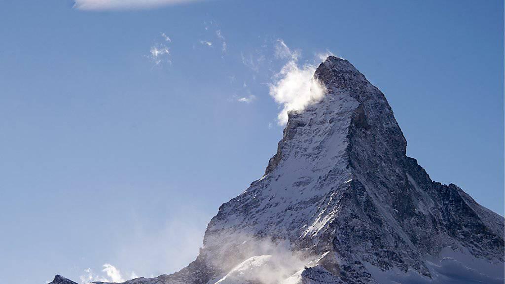 Es ist kein Klischee, dass die Schweiz im Ausland vor allem für ihre Berge bekannt ist. Gemäss einer aktuellen Studie prägen sie das Image der Schweiz am meisten. (Archiv)