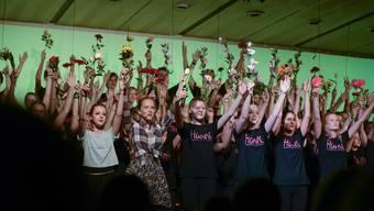 Aufführung Jugendmusical «Hanna» der Reformierten Kirchgemeinde Solothurn