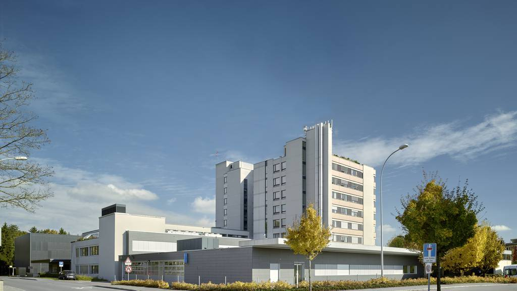 Neubau des Spitals Sursee am bisherigen Standort