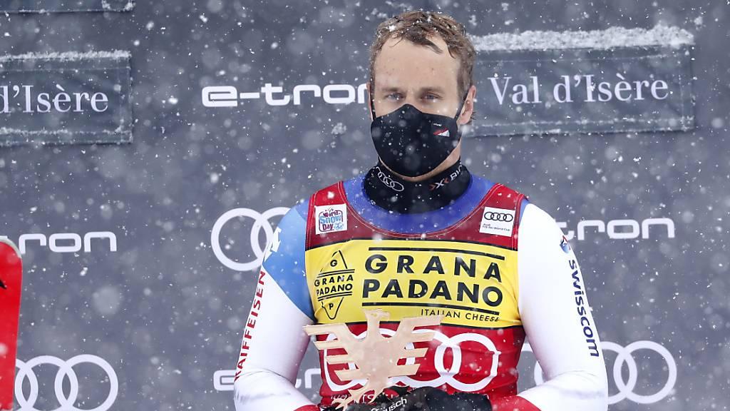 Mauro Caviezel steht im WM-Aufgebot – Slalom-Quartett gesetzt