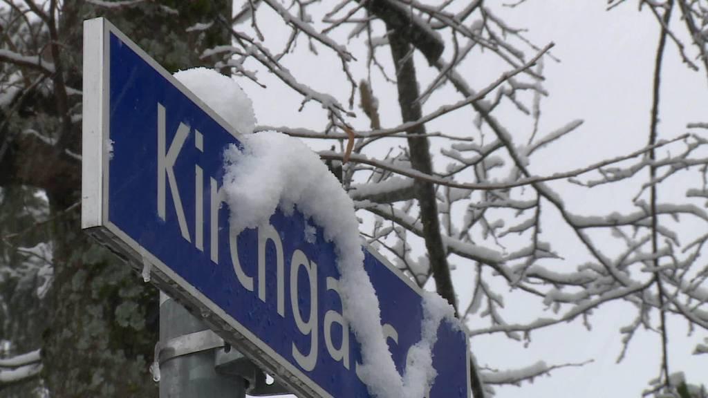 Erster Schnee: Impressionen aus Wildhaus