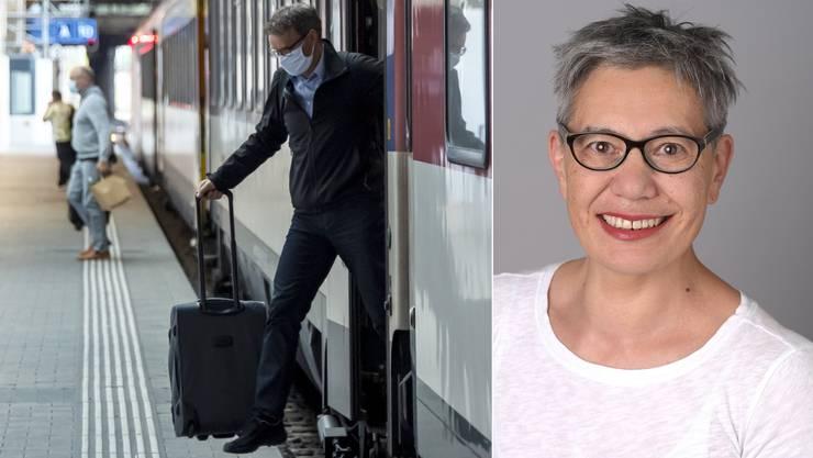 Angesichts der Virus-Mutation brauche es Homeoffice-Pflicht und Fernunterricht in der ganzen Schweiz, sagt Nicola Low.