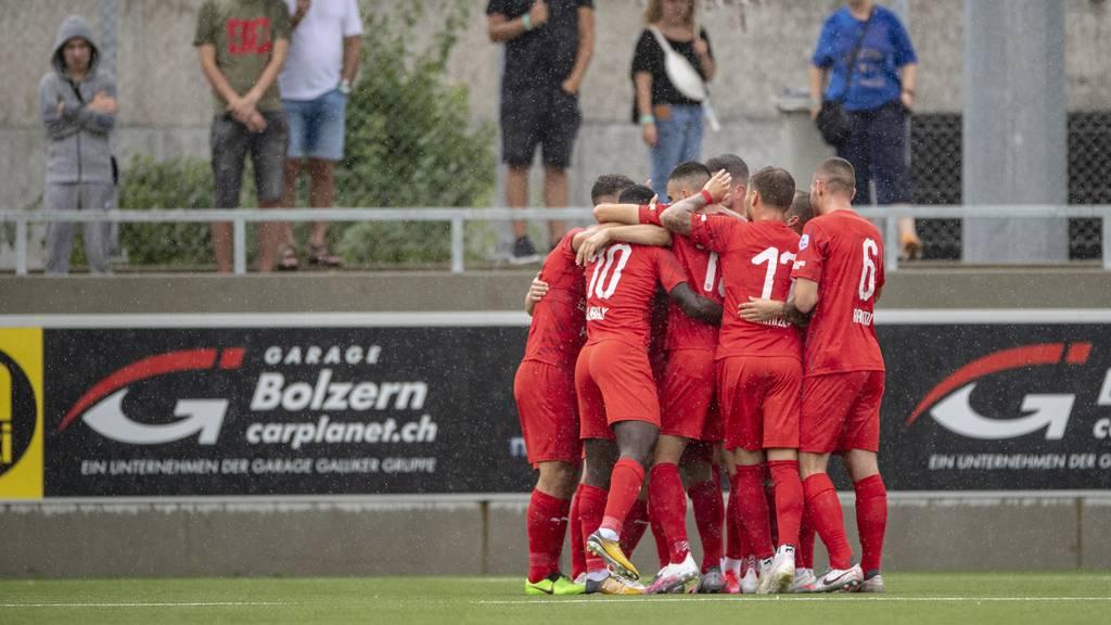 Vaduz sichert sich Platz 2 und bestreitet Barrage
