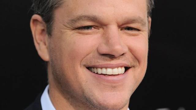 Matt Damon zieht mit seiner Familie nach L.A. (Archiv)