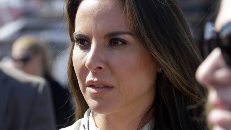 """Ihr Draht zu """"El Chapo"""" sorgte für Wirbel: Nun kann sich die mexikanische Schauspielerin Kate del Castillo aber wieder auf ihre neue Rolle konzentrieren. (Archiv)"""