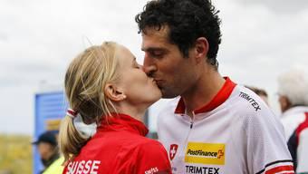 Die Schweizer OL-Paare