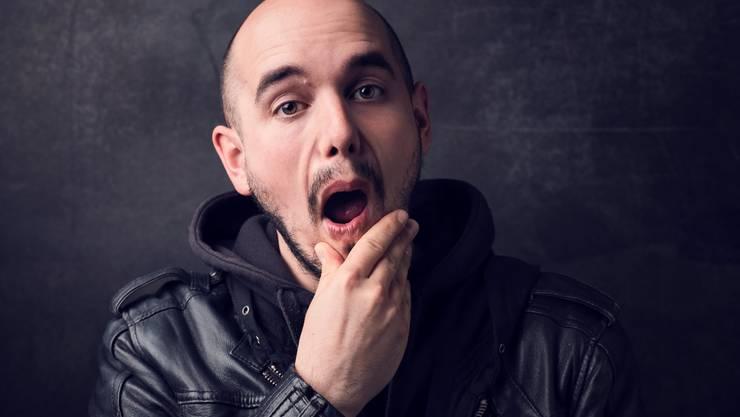 Will mehr Diversität auf Comedybühnen: Renato Kaiser.