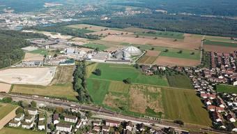 Für 480000 Franken soll eine Testplanung zeigen, wie das Areal entwickelt werden kann.