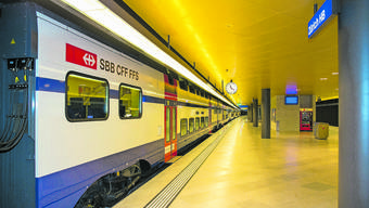 Zudem gilt der Grundsatz, dass die Länge der fahrenden Züge, wenn immer möglich, nicht reduziert wird.