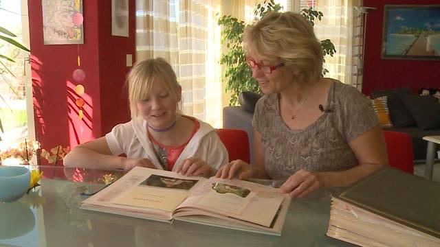 Plötzlicher Kindstod: Mutter erzählt von Verlust