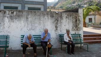 Die Einwohner des Städtchens haben schon einiges miterlebt: San Luca gilt als Hochburg der 'Ndrangheta.
