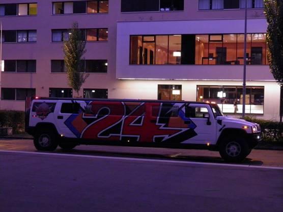 Radio 24 Hummer, 2011