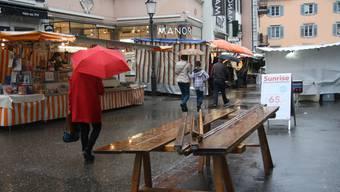 Monatsmarkt Solothurn