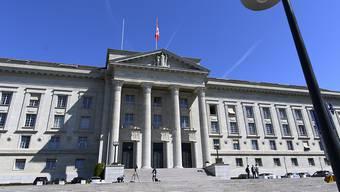 Das Bundesgericht in Lausanne. (Archiv)