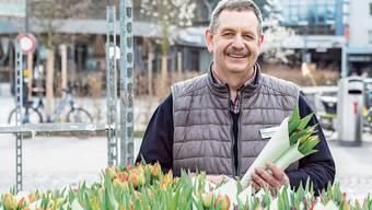 Jetzt wäre Hochsaison für die Frühlingsblumen von Heinz Tanner.