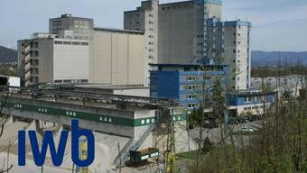Das Provimi-Kliba-Areal in Kaiseraugst : Hier wäre das Holzheizkraftwerk der Industriellen Werke Basel (IWB) entstanden.