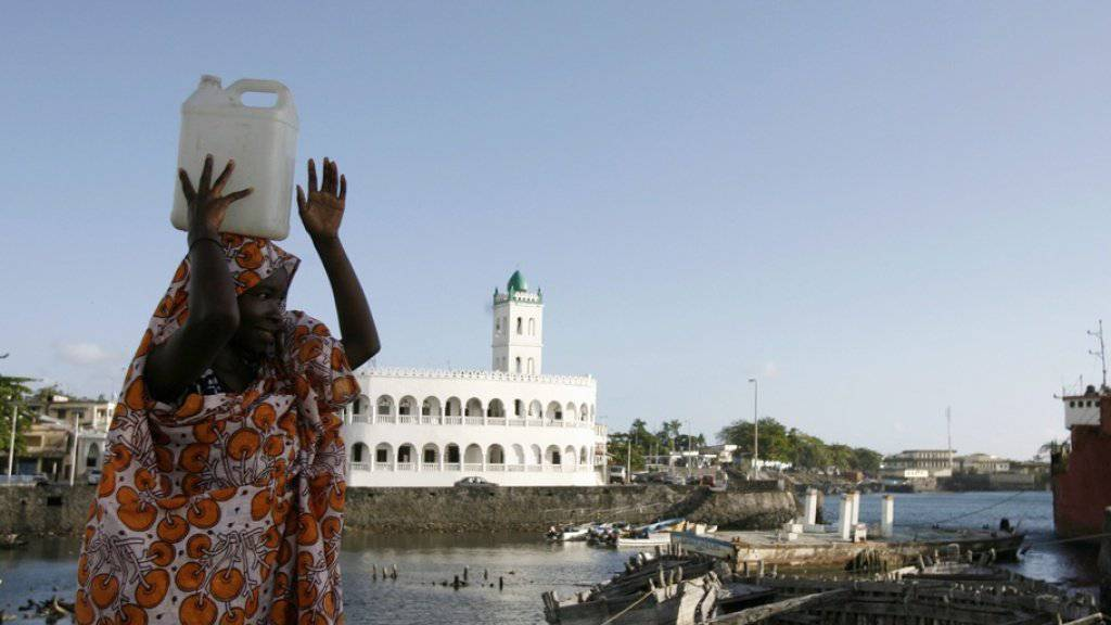 Politische Turbulenzen nach umstrittener Wahl im Inselstaat Komoren