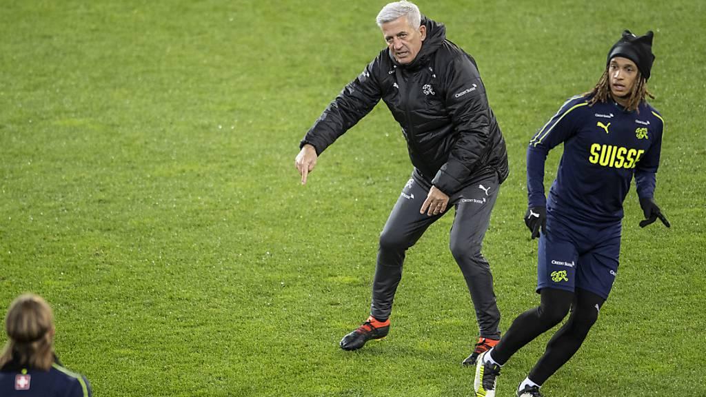 Schweizer testen in Katar gegen Kroatien und Belgien