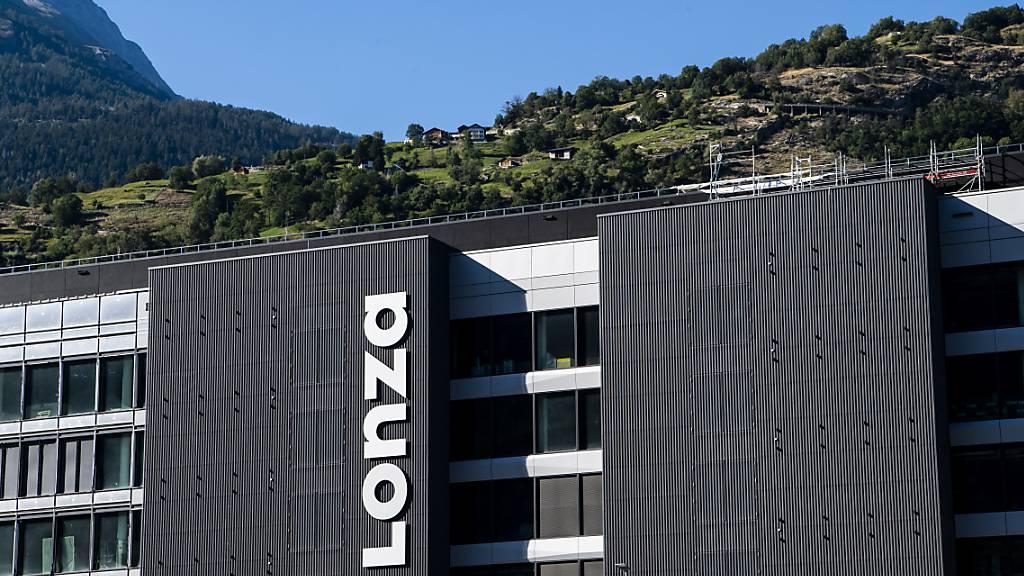 Lonza kündigt Bau eines Produktionskomplexes in Visp an