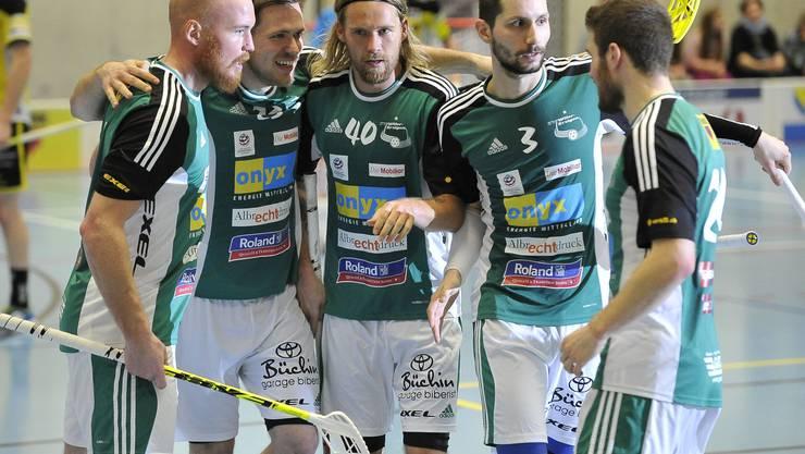 Wiler-Ersigen bejubelt den zweiten Sieg in der Halbfinal-Serie.
