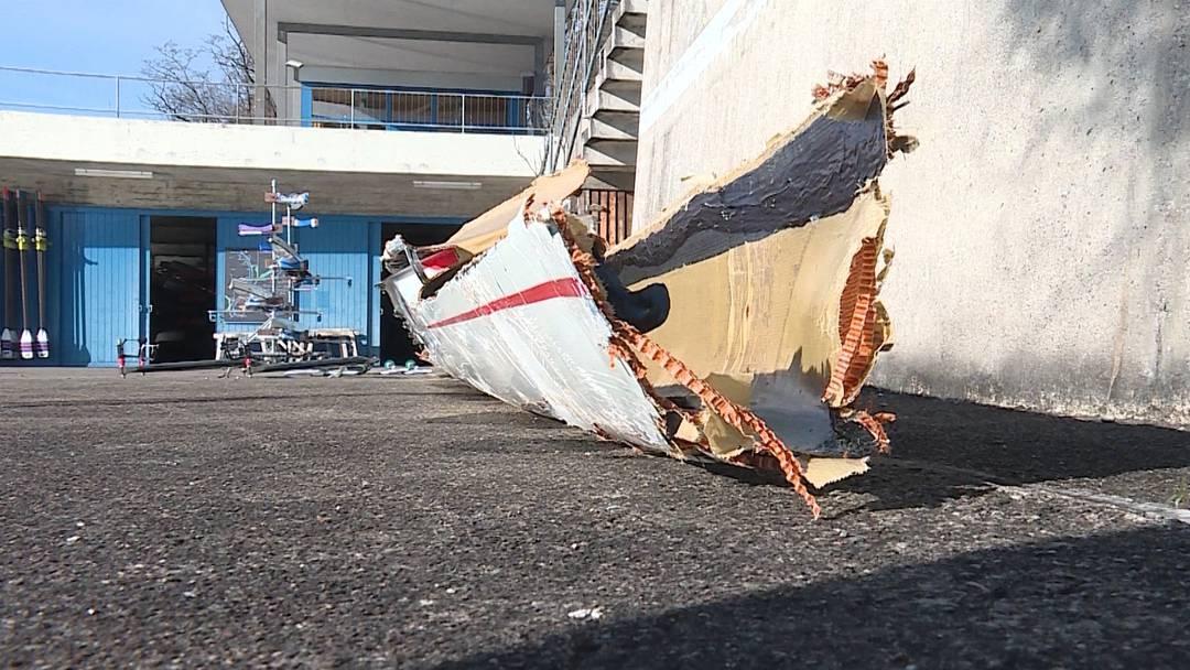 Rhein: Tödliche Kollision zwischen Frachter und Ruderboot