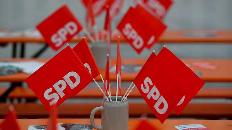 Die SPD verliert immer mehr Sympathie bei den Wählern in Deutschland. (Archivbild)