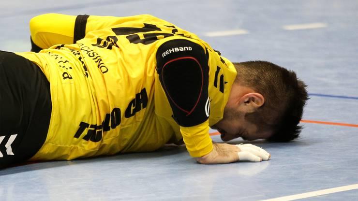 Enttäuschung bei Endingens Leonard Pejkovic.