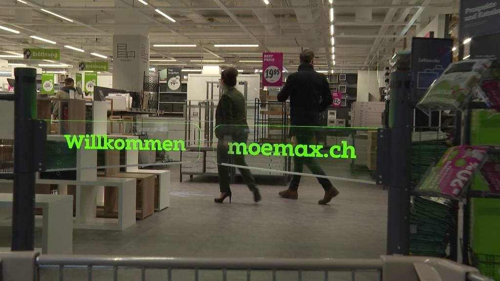 IKEA-Konkurrent? XXXLutz eröffnet neues Möbelgeschäft in Schönbühl